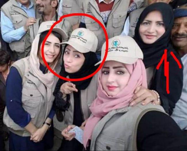 ممثلات يمنيات مشهورات في شوارع صنعاء يشعلن مواقع التواصل ...